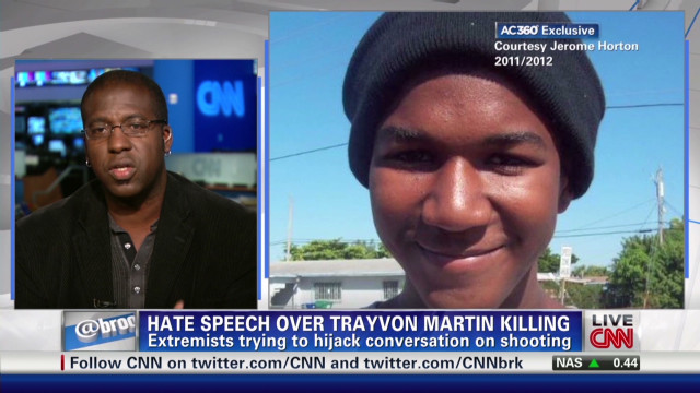 Trayvon Martin and the racial divide