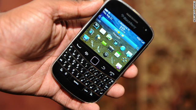 BlackBerry maker RIM described the rumors that is pulling out of the consumer market as wholly inaccurate.