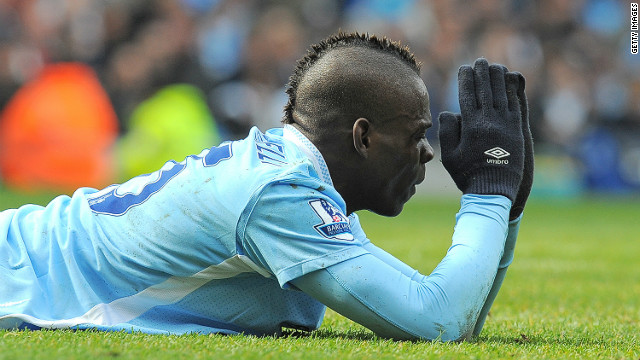 Mario Balotelli has had an eventful two years in English football under the leadership of Roberto Mancini at Manchester City