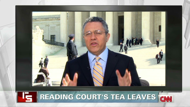 Reading the Supreme Court's tea leaves