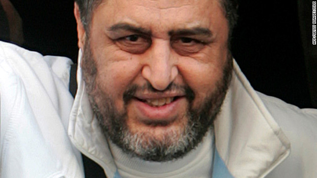 Khairat al-Shater, a top financier of Egypt's Muslim Brotherhood, will run in the country's upcoming presidential elections.