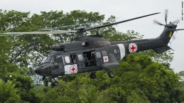FARC mision
