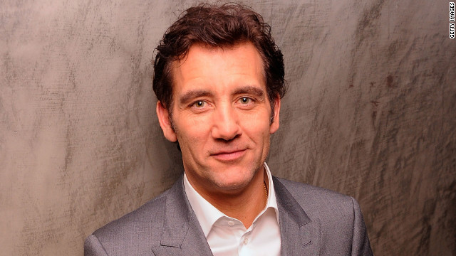 """You've got to take the audience to quite an intense place ... doing that is as hard as doing a page of dialogue,"" Clive Owen said."