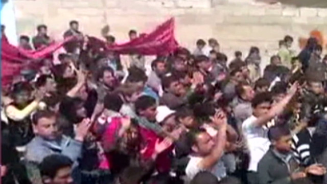 Activists face danger in Syria