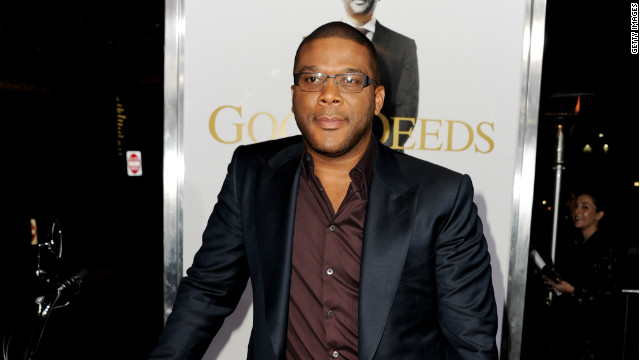 Tyler Perry has written about a tense encounter he says he had with police.