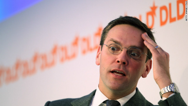 James Murdoch resigns as BSkyB chairman
