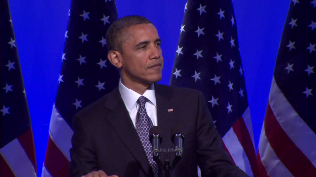 Obama laughs at 'marvelous' Romney