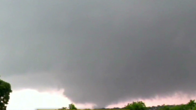 Storm chaser: 'Unbelievable'