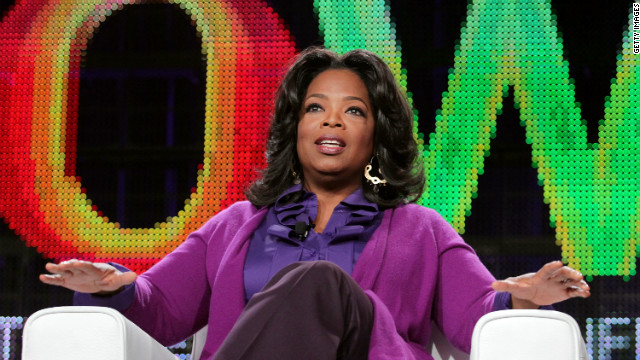 Oprah Winfrey Network portion of the 2011 Winter TCA press tour held at the Langham Hotel on January 6, 2011 in Pasadena, California.