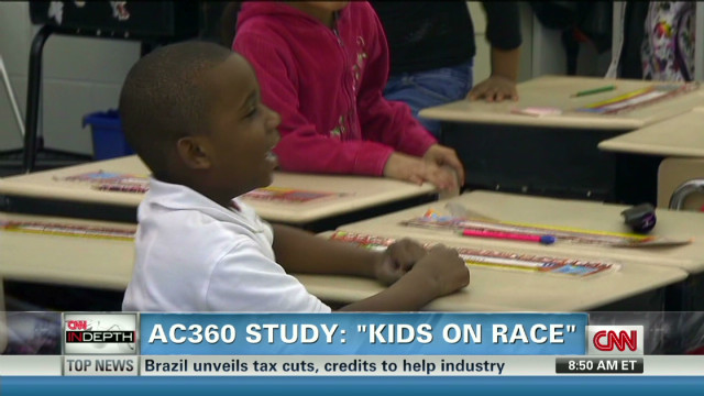 AC360 study: Interracial friendships