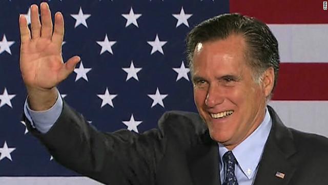 Romney: We won victory to restore America