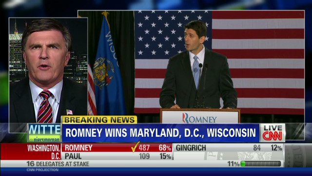 Ehrlich: Romney is strong