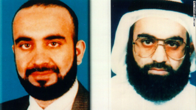 Hearing for 9/11 conspirators begins