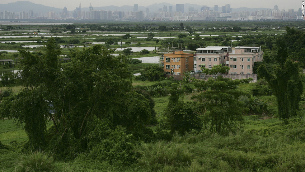 Some residents within the Frontier Closed Area want the right to develop their properties.