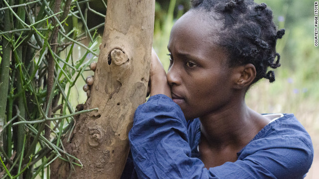 "Didacienne ""Dida"" Nibagwire survived the Rwandan genocide in 1994 and is an actress there today."