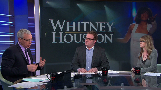 Dr. Drew on Whitney's coroner report