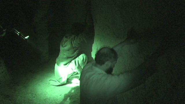 Night raids angering Afghans