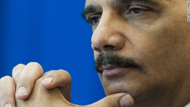"Attorney General Eric Holder has defended President Obama's comments, saying, ""I don't think he broke any new ground."""