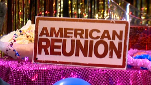'Pie' cast back for 'American Reunion'