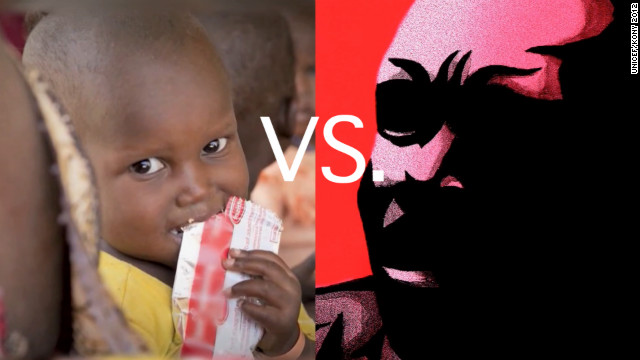 Why does Kony 2012 go viral in days while UNICEF's Sahel drought video struggles to gain traction?