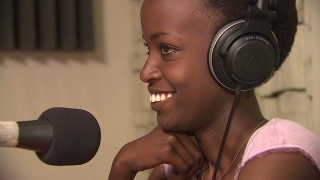 Rwandan genocide orphan builds new life