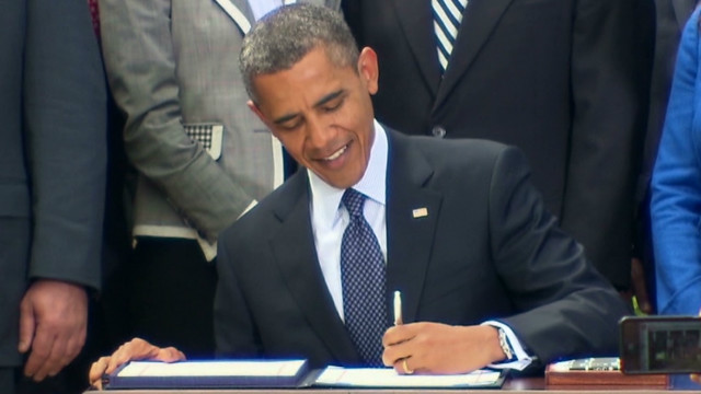 Obama: JOBS Act & daring entrepreneurs