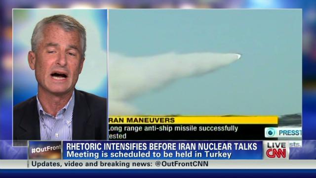 Mudd: Diplomacy won't stop Iran