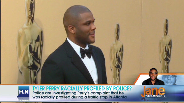Tyler Perry: I was racially profiled
