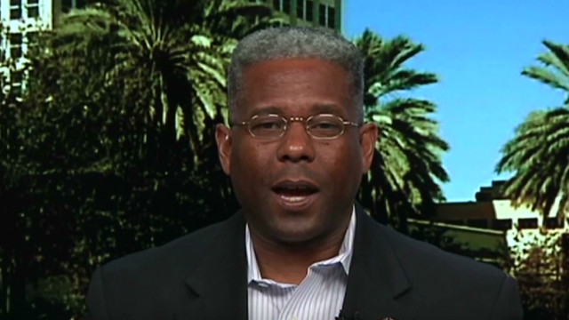 Allen West: I might say yes to VP slot