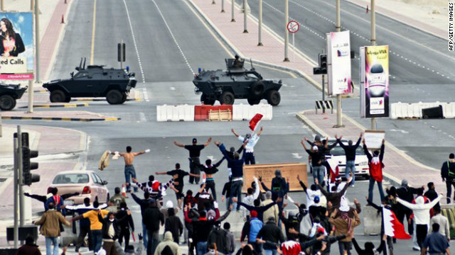 How Bahrain quashed 2011 uprising