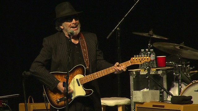 2012: Merle Haggard turns 75, talks God and politics