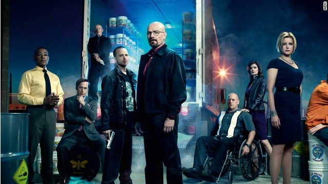 """Breaking Bad"" is just one of the shows to watch for the 2012 Emmy nominations."