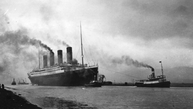 Saving the Titanic on the ocean floor
