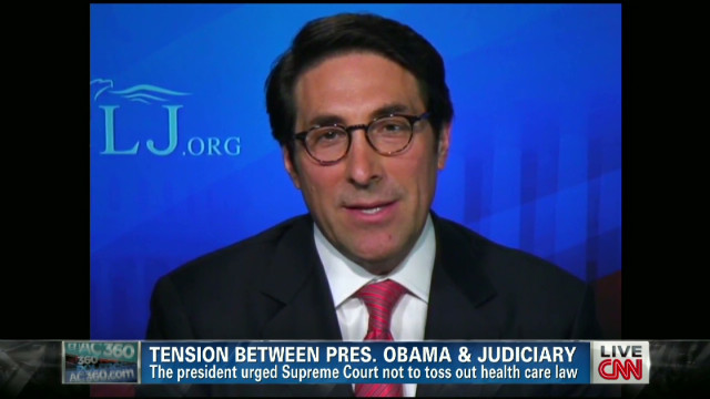 Toobin: Obama's comment is appropriate