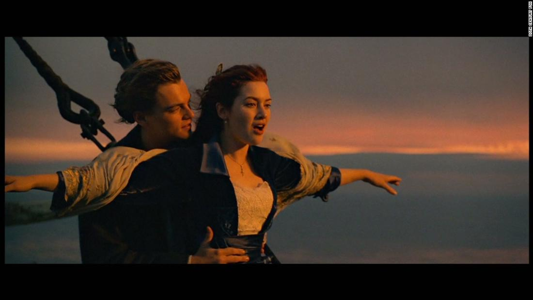 "<strong>""Titanic"": </strong> Leonardo DiCaprio and Kate Winslet star in what has become one of the greatest cinematic love stories of all time. <strong>(Netflix) </strong>"
