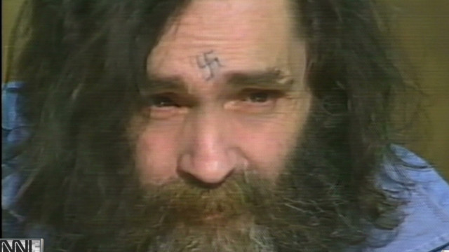 Charles Manson up for parole