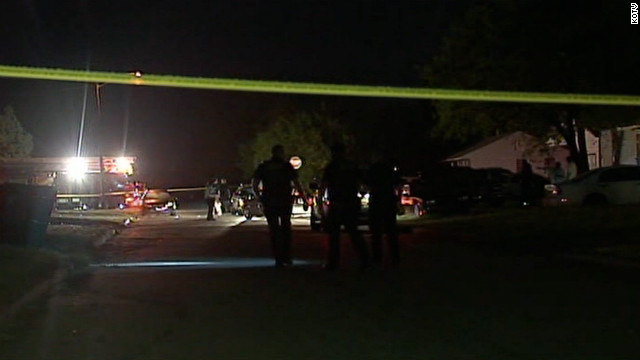 3 killed, 2 injured in Oklahoma shootings