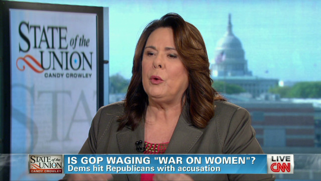 Is the GOP waging a 'war on women?'