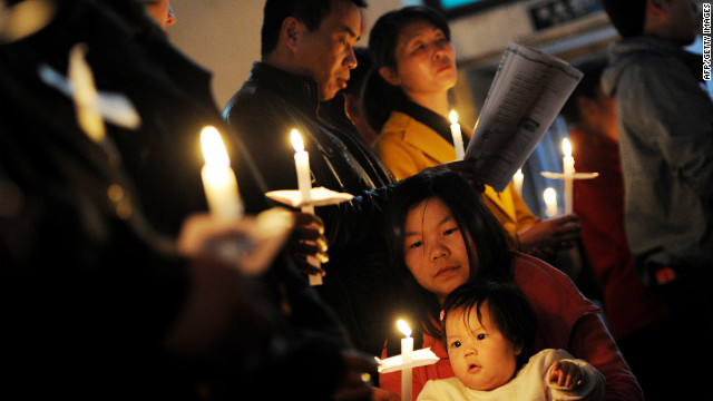 No mention of pope's resignation in China