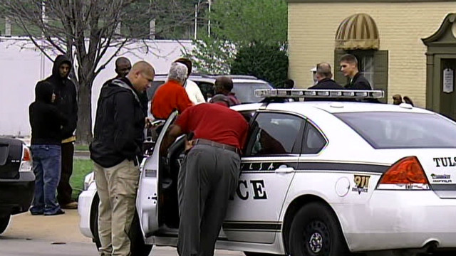 Tips aided in Tulsa arrests