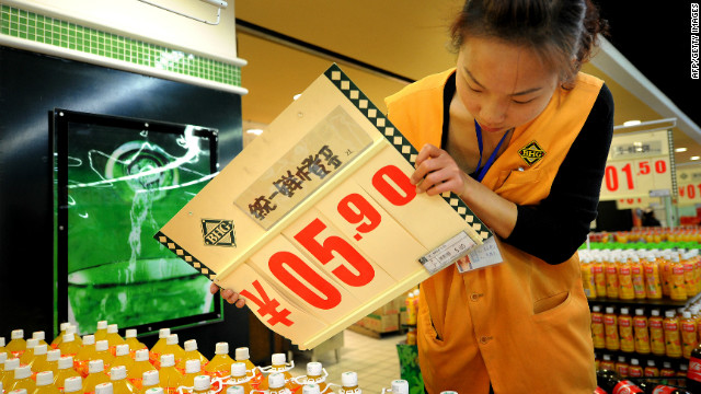 Analysts say inflation remains a concern to Chinese officials, who are wary of loosening policy too soon.