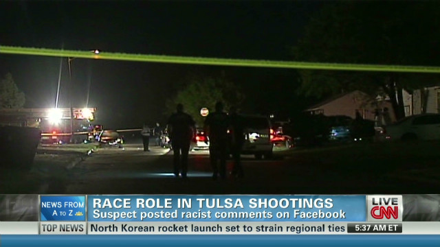 Tulsa killing spree an act of revenge?