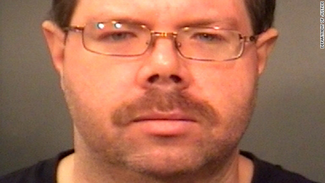 Richard Leon Finkbiner, 39, was arrested last Friday at his home in Brazil, Indiana.