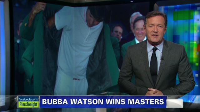 Bubba Watson's American dream
