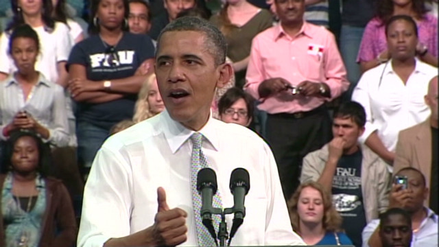 Obama: Time to choose country's direction