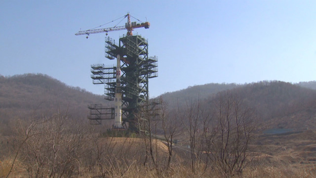 North Korea rocket launch controversy