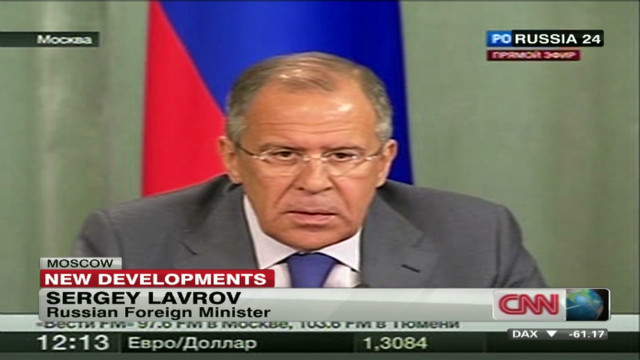 Russia: Syria must do more to get peace