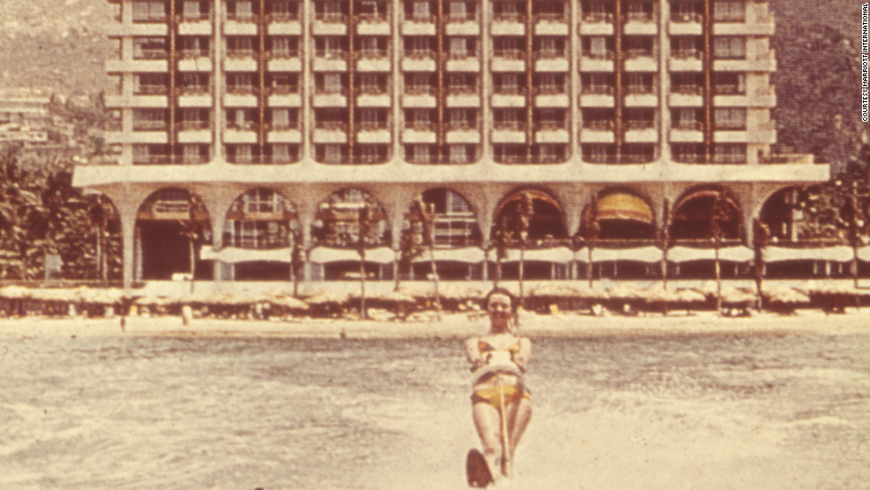 "Marriott opened its first international hotel, ""Paraiso,"" in Acapulco, Mexico, in 1969."