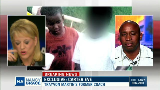 Trayvon Martin's coach breaks silence