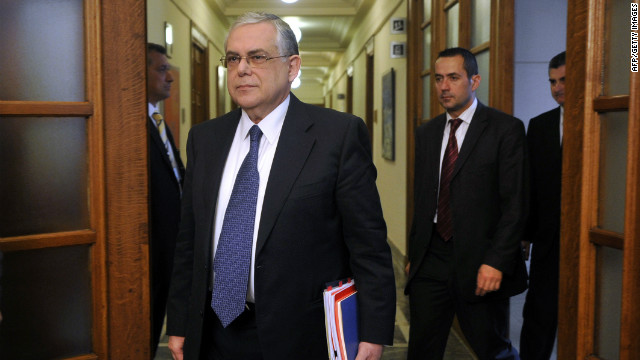 Greek PM calls elections for May 6